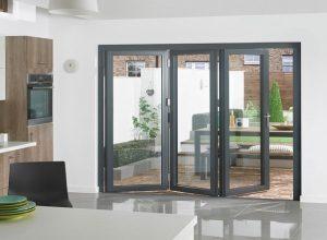 Vistafold Stacker Doors